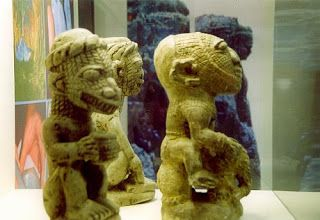 Nomoli Statues - Unsolved Mysteries In The World