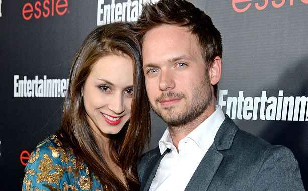 'Pretty Little Liars' star Troian Bellisario is engaged to Patrick J. Adams   EW.com