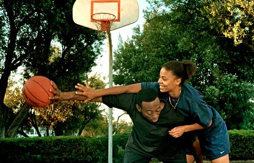 "Love & Basketball    ""i've loved you since i was 11 and this shit just won't go away<3"" (FAVORITE MOVIE!)"