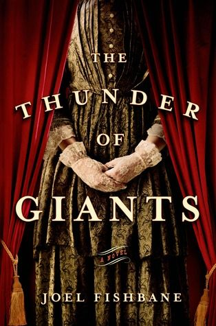 The Thunder of Giants by Joel Fishbane ---- {4/10/2015}  This was a random grab from the library shelf. I enjoyed it so much! Very moving.