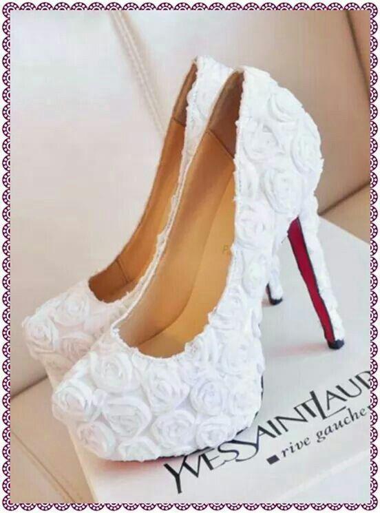 customizar sapato com flores