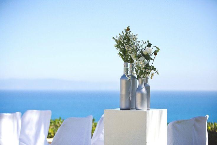 Cleopatra's weddings kefalona wedding blue sea boho style  @kefalonia @wedding