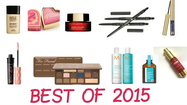 Best of 2015 MAKE-UP and BEAUTY   Color Me with Beauty