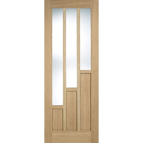 Found it at Wayfair.co.uk - Coventry Wood 6 Panel Glazed Internal Door