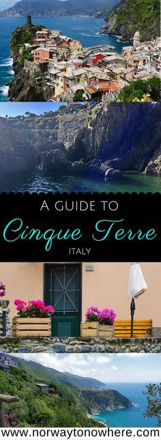 Discover where to stay, dine and shop in gorgeous Cinque Terre, Italy with our comprehensive guide. Looking to hike the breathtaking trails between each of the 5 towns? We'll give you tips for a successful adventure.