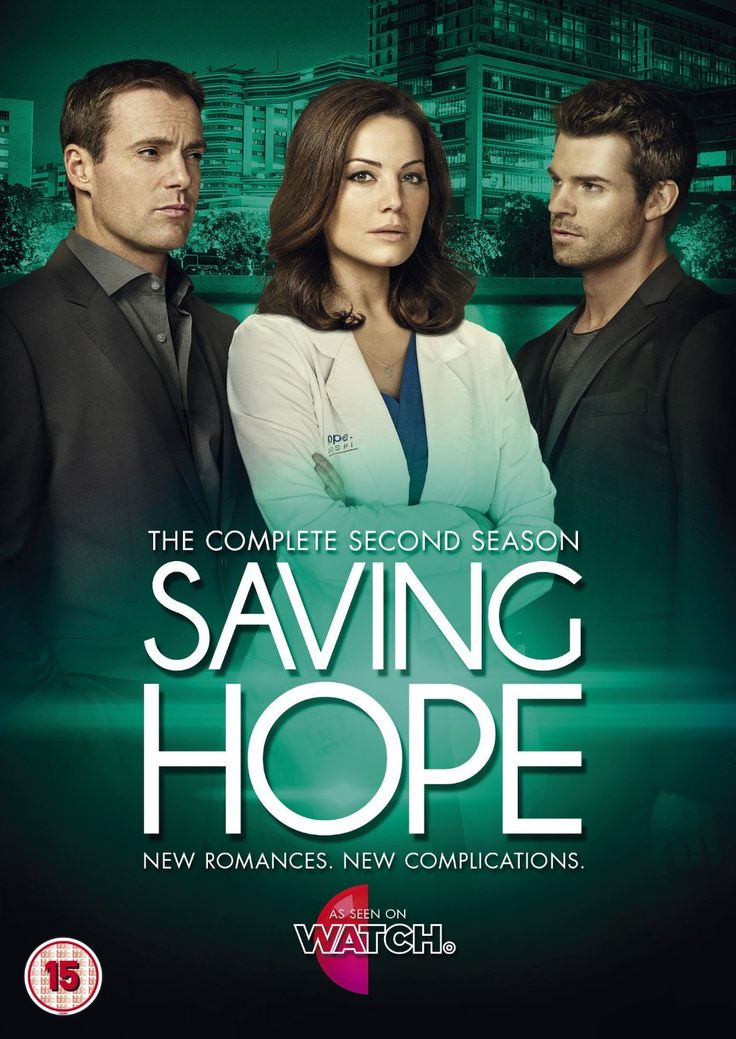Saving Hope, second season (2014)