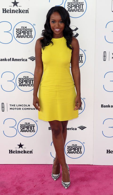 perfect See All the Red Carpet Looks From the Independent Spirit Awards