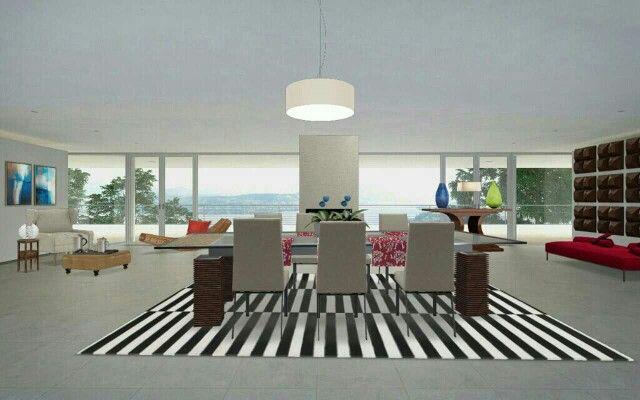 Another room I enjoyed designing