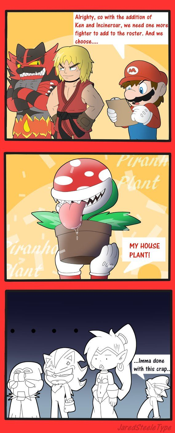 Here's one for any SMRPG fans out there  Bowser, you're completely
