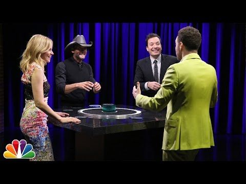 The Tonight Show Starring Jimmy Fallon: Catchphrase with Elizabeth Banks, Jon Glaser and Tim McGraw
