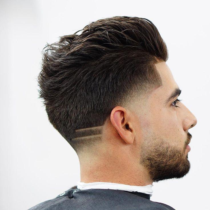medium length haircuts for men 2020 styles  drop fade