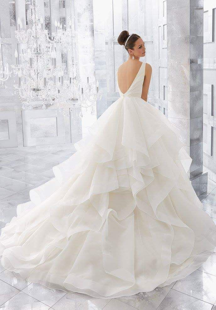 c2f4fbcaa3e3 50+ Unique Wedding Dresses that Set Serious Bridal Dressing Goals | Love