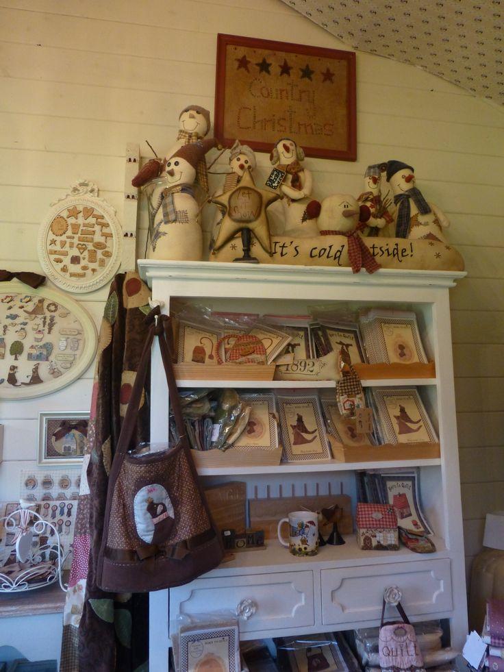 Le quilt shop de Veronique Requena