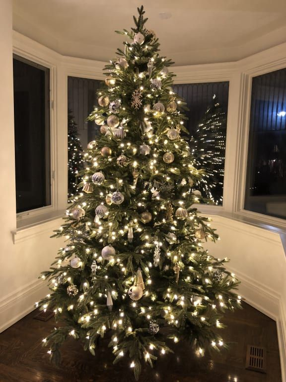 Brewer Spruce Artificial Christmas Tree Balsam Hill In 2020 Artificial Christmas Tree Balsam Hill Christmas Tree Christmas Tree