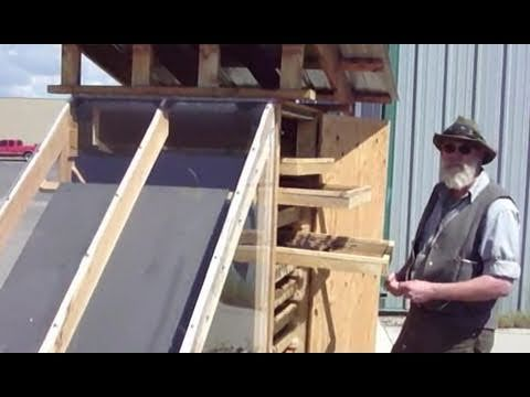 How to Build a DIY Solar Dehydrator (Video)