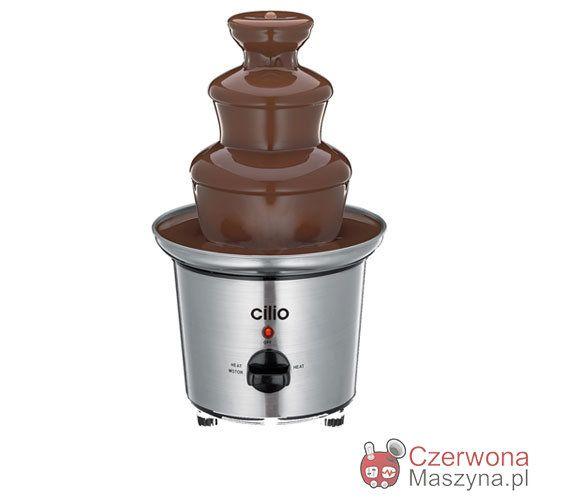 Fontanna czekoladowa Cilio - CzerwonaMaszyna.pl