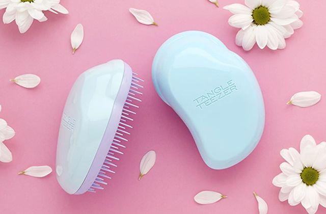 Une nouvelle brosse Tangle Teezer pour cheveux fins   – Cheveux
