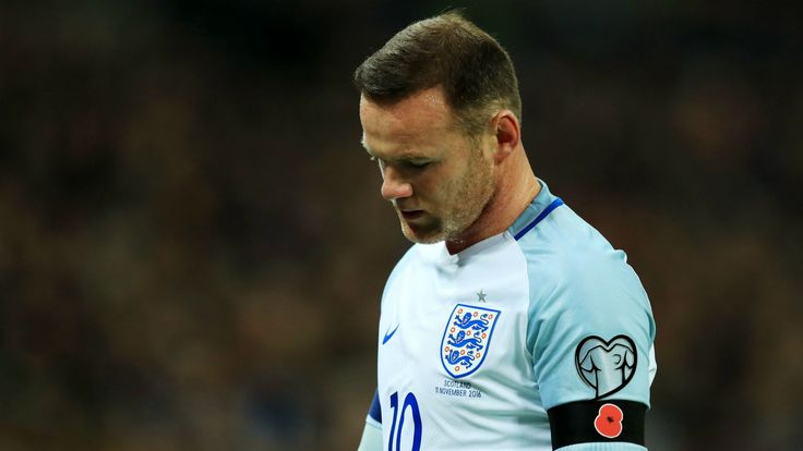 53 goals, but just one at the World Cup - Wayne Rooney's England career in Opta stats