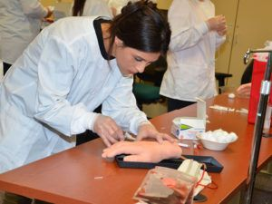 Phlebotomist Training Program  http://www.phlebotomyexaminer.com/info/what-is-a-phlebotomist/