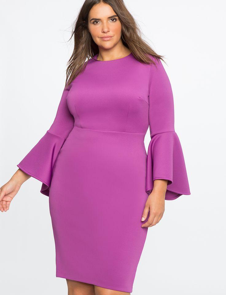 Mejores 57 imágenes de Vestidos en Pinterest | Moda tallas grandes ...