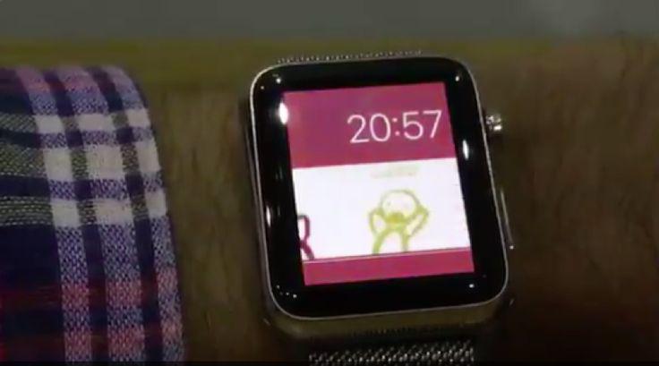 Consiguen hackear el Apple Watch para usar esferas personalizadas - http://www.actualidadiphone.com/hack-apple-watch-esferas-personalizadas/