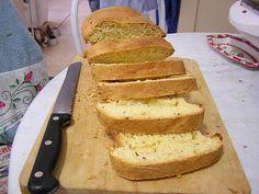 Pão de Milho - Máquina de Pão