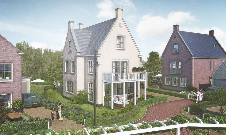 Vrijstaand huis Terschelling