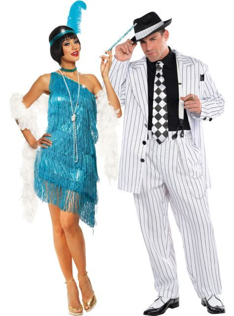 1920s Couples Costumes - Party City