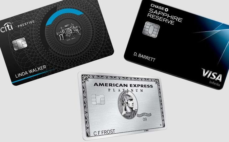 Which card is the best: Chase Sapphire Reserve, American Express Platinum, or Citi Prestige?