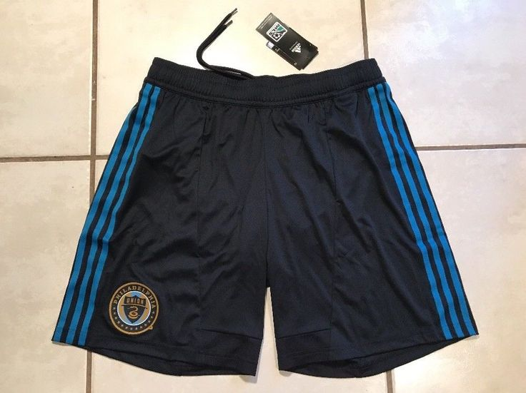 NWT ADIDAS Philadelphia Union 2012 MLS Soccer Shorts Men's Large  | eBay