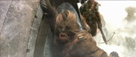 """WWWWWWWGGGGHHHRRRRW."" - Revenge of the Sith 