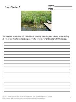 Printables Science Starters Worksheet 1000 images about writing in science on pinterest report 20 story starter worksheets with original science