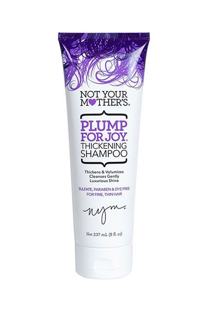 This shampoo deep-cleanses hair without drying it out — for lush, lifted styles (minus the frizz). Not Your Mother's Plump for Joy Thickening Shampoo, $5.99, available at Ulta. #refinery29 http://www.refinery29.com/2016/02/103182/new-ulta-beauty-products#slide-16