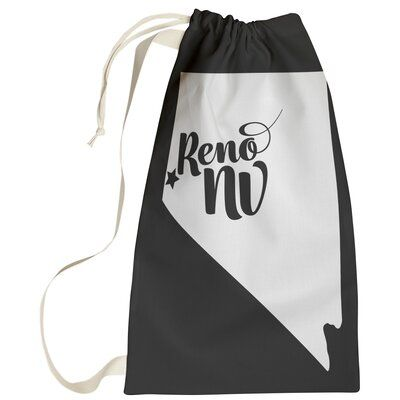 East Urban Home Reno Nevada Laundry Bag Wayfair In 2020 Home