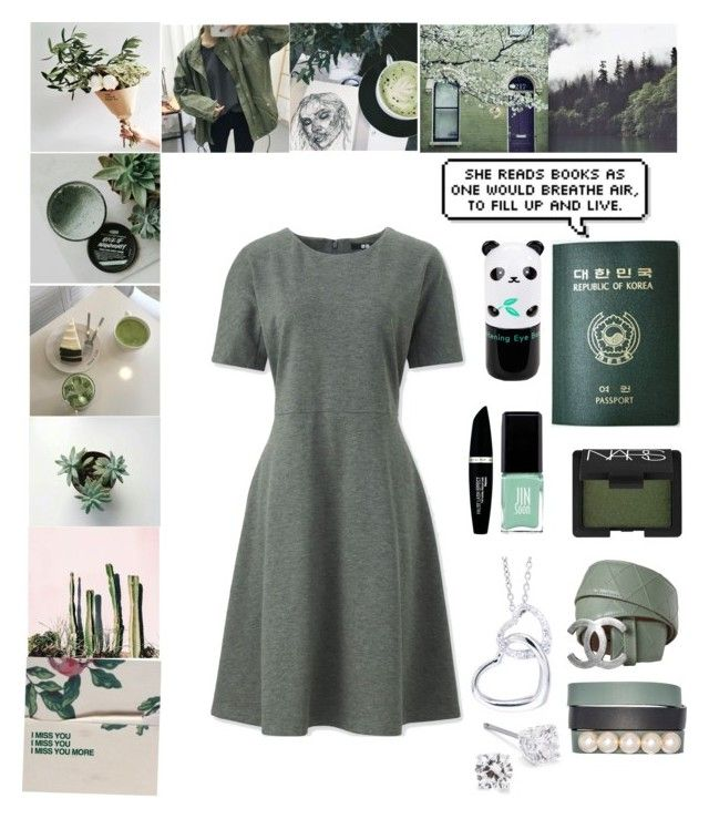 """""""🍃NATURES FINEST🍃"""" by emma101203 ❤ liked on Polyvore featuring GET LOST, Max Factor, NARS Cosmetics, Passport, JINsoon, Uniqlo, Tony Moly, Chanel, Belk Silverworks and Marni"""