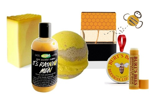 honey scented products