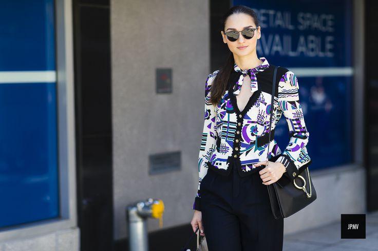 J'ai Perdu Ma Veste / Bruna Tenorio – New York  // #Fashion, #FashionBlog…