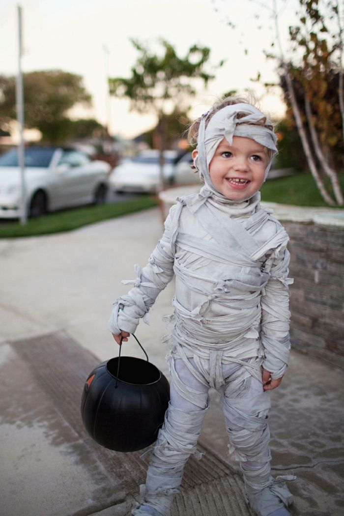 halloween kostüme junge mumie lifestyle