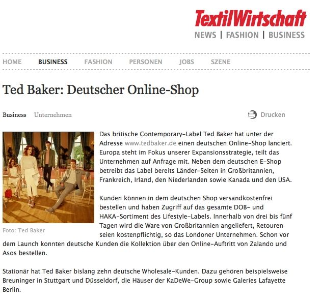 ted baker shoes nzz am sonntag online