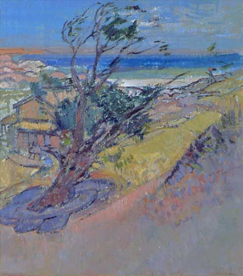 Port-Willunga-priv-lge.jpg (494×560) Horace Trenerry