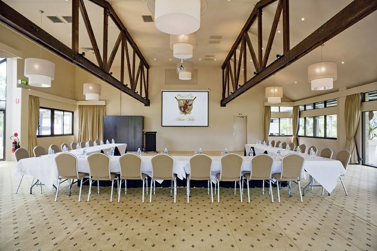 Barrington Room at Chateau Elan..  #ChateauElan #Conference #Events #HunterValley #TheVintage #Boardroom #Executive #Australia #Luxury #Hotel