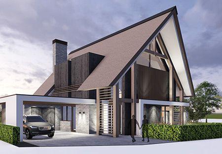 Villa IJ - interior | architecture | totaal concepten | interieur | tuinplan - Marco van Veldhuizen