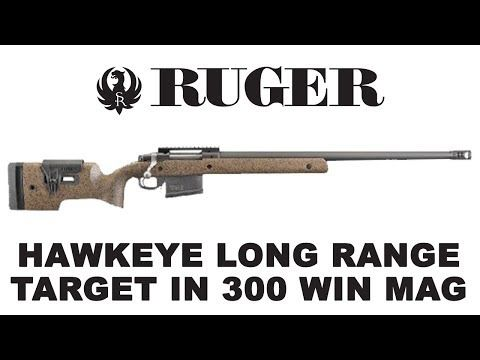 Ruger dials in precision rifles big and small at SHOT Show (VIDEOS)