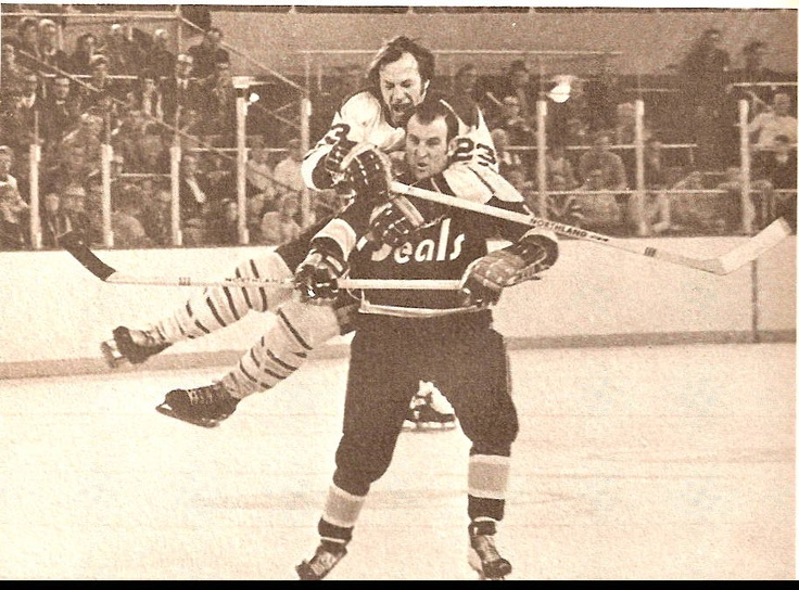 Eddie Shack | Buffalo Sabres | NHL | Hockey