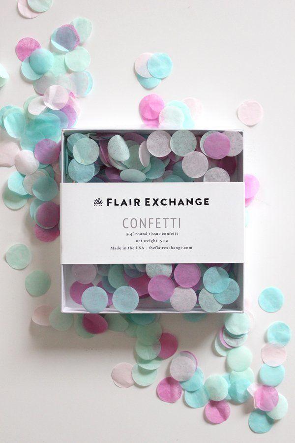 Handcut Confetti - Candy Shoppe -   - Pink Poppy Party Shoppe - 1
