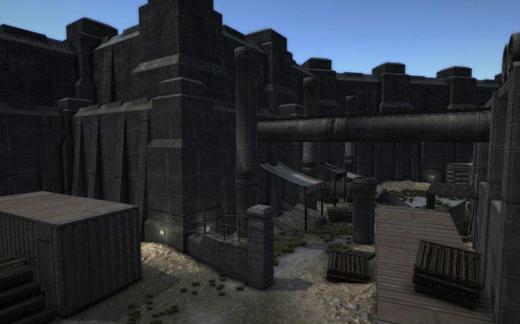The Wasteland Volume 2 AD3D VolumeWastelandIndustrial