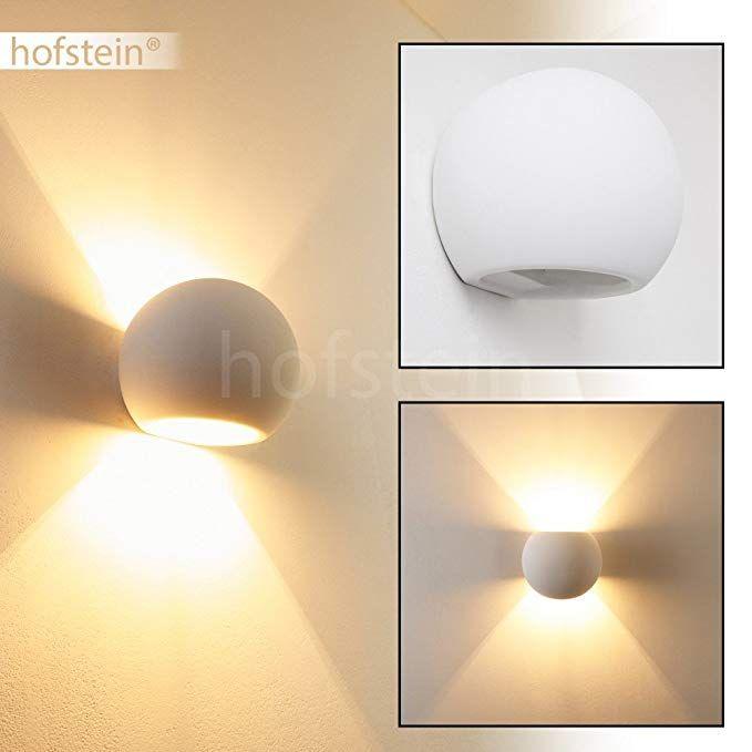 Wandlampe Wohnzimmer Flot mit schönem Lichtkegel Runde