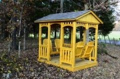 Storage Buildings-Sheds-Barns-Lawn Furniture-Playgrounds More | Mountain Barn Builders