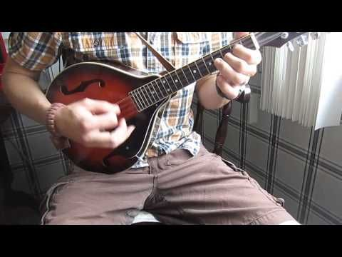 """How to Play """"Whiskey in the Jar"""" (Mandolin) - YouTube"""