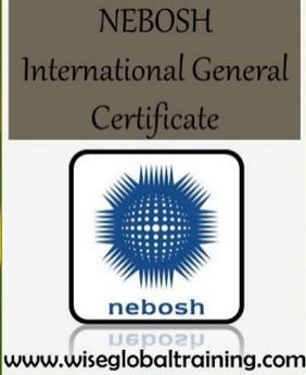 Click here to visit us : http://wiseglobaltraining.com/health-safety-training/nebosh-courses/nebosh-national-general-certificate/  NEBOSH is short for the National Examination Board in Occupational Safety and Health. The NEBOSH National General Certificate entails several training modules that help business owners to accomplish their long-term goals and development agendas by employing the many skilled strategies